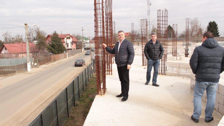 Inaugurarea și construirea Centrului Social pentru Tineri – Primar Pistol Gheorghe