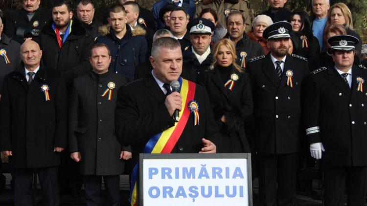 Buftenii, uniți în cuget și simțiri, de Ziua Națională a României