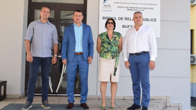 Un nou birou de relații cu publicul al Oficiului de Cadastru și Publicitate Imobiliară (OCPI) Ilfov va funcționa, începând de luni, 6 iulie 2020, la Buftea.