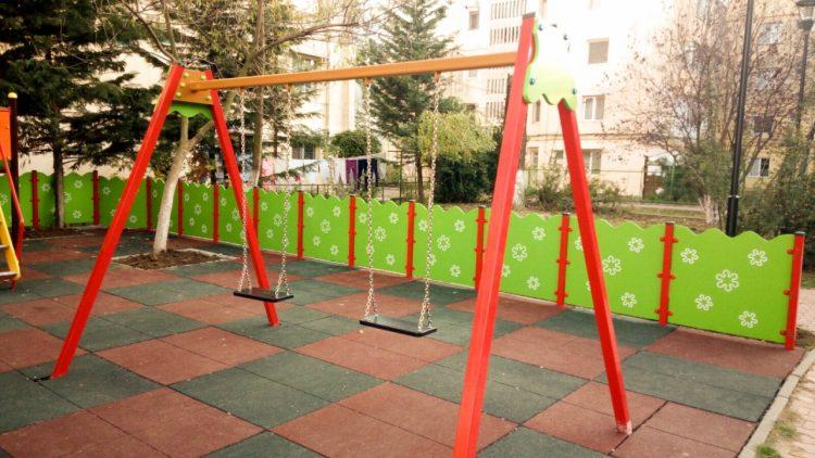 """Modernizarea parcului """"Bl. 14"""" – Cartier Studio"""