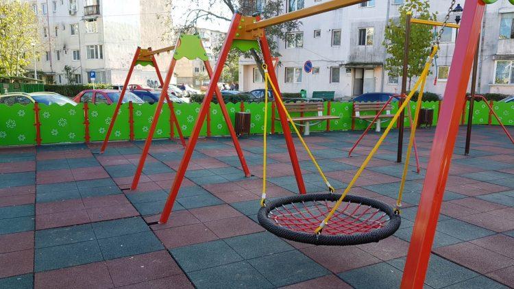 """Modernizarea parcului """"Bl. 15"""" – Cartier Studio"""