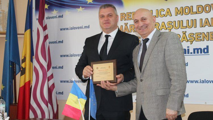 Buftea și Ialoveni, împreună pentru celebrarea Declaraţiei de Unire a Basarabiei cu România