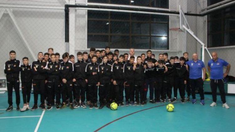 Performanțe numeroase pentru ACSS Voința Buftea. Moş Nicolae a venit cu sute de cadouri dulci la copiii sportivi din Buftea