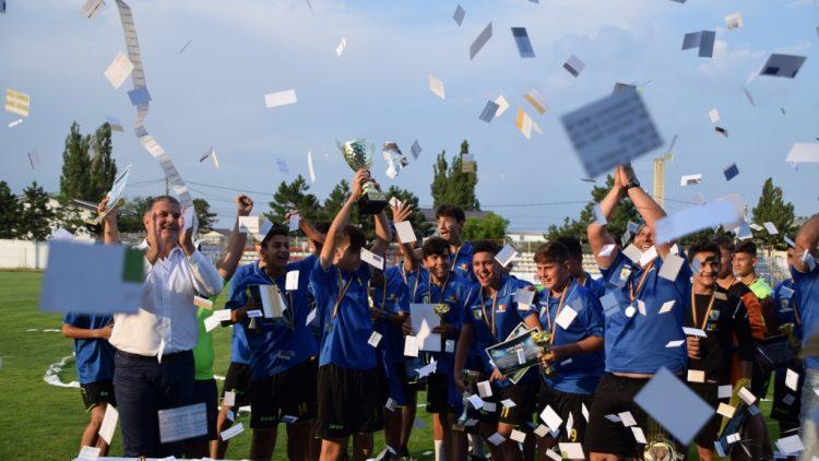 Investim în dezvoltarea sportului în orașul Buftea