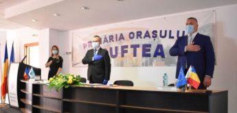 La Buftea, îndemn la unitate și profesionalism. Gheorghe Pistol promite că va rămâne același primar al tuturor buftenilor